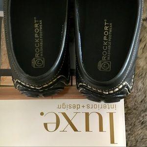 Rockport Shoes - Men's Rockport Driving Moc Loafer Wore1X Sz 10.5